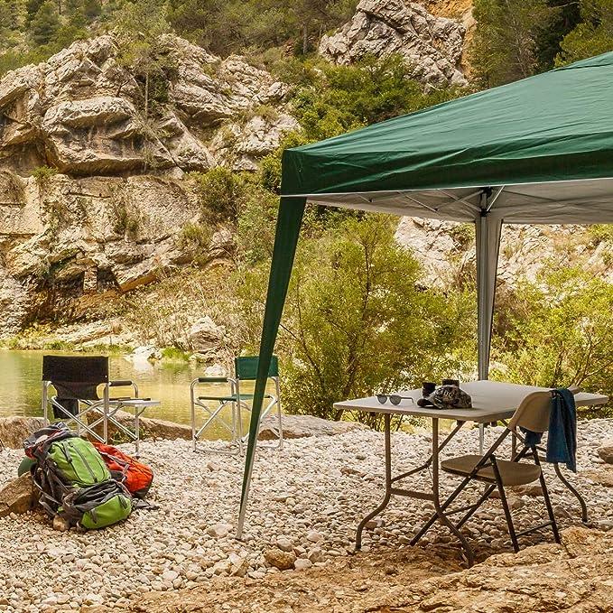 Ldk Garden 82371 - Mirador desmontable para playa, 300 x 300 x 240 ...