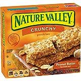 Nature Valley Crunchy Granola Bars, Peanut Butter, 12 ct, 1.5 oz each