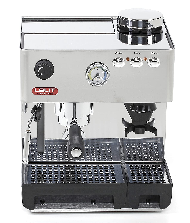 Lelit-PL 42 EM Espressomaschine mit Siebträger