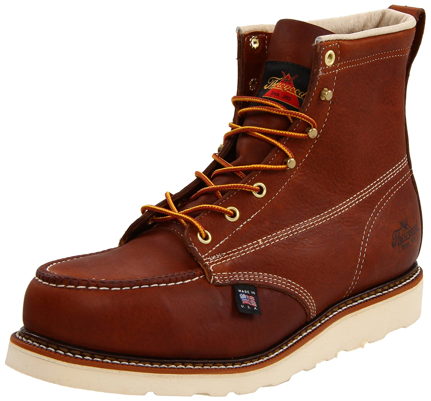 Amazon.com: Thorogood Men&39s American Heritage 804-4200 6-Inch