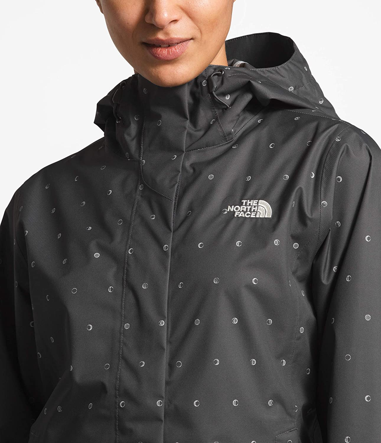 Amazon.com: The North Face Chaqueta Venture estampada para ...