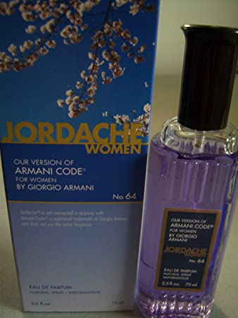 Amazoncom Jordache No 64 Our Version Of Armani Code For Woman