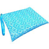 Beach Tote with Wrist Strap for Victoria's Secret Portable Waterproof Bikini Bag