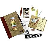 Smash Book Red Folio Bundle Gift Set