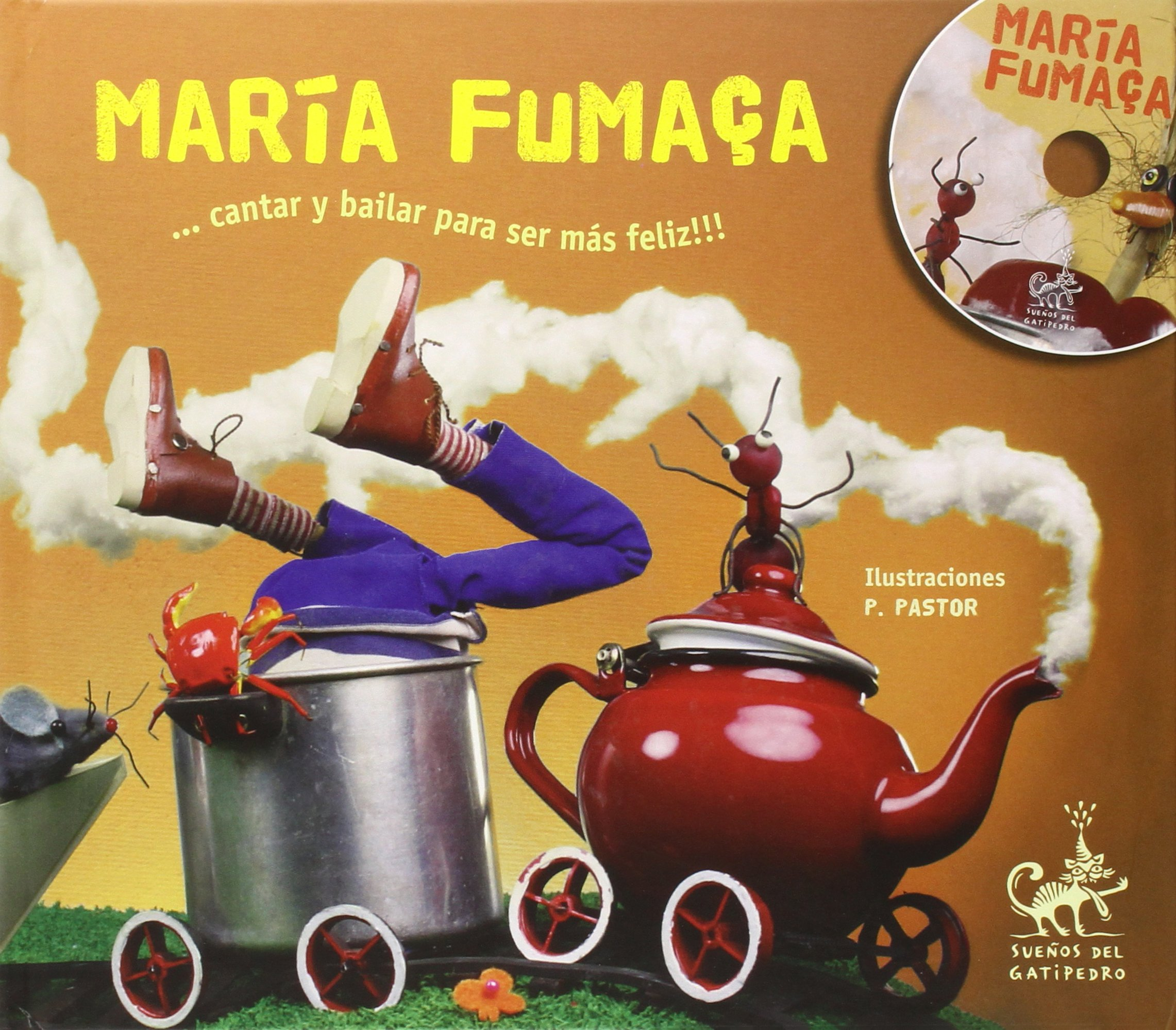 MARIA FUMACA...CANTAR Y BAILAR (+CD) PDF