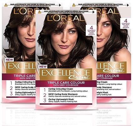 L Oreal Paris 5011408065008 - Excellence Creme 4 tinte para ...