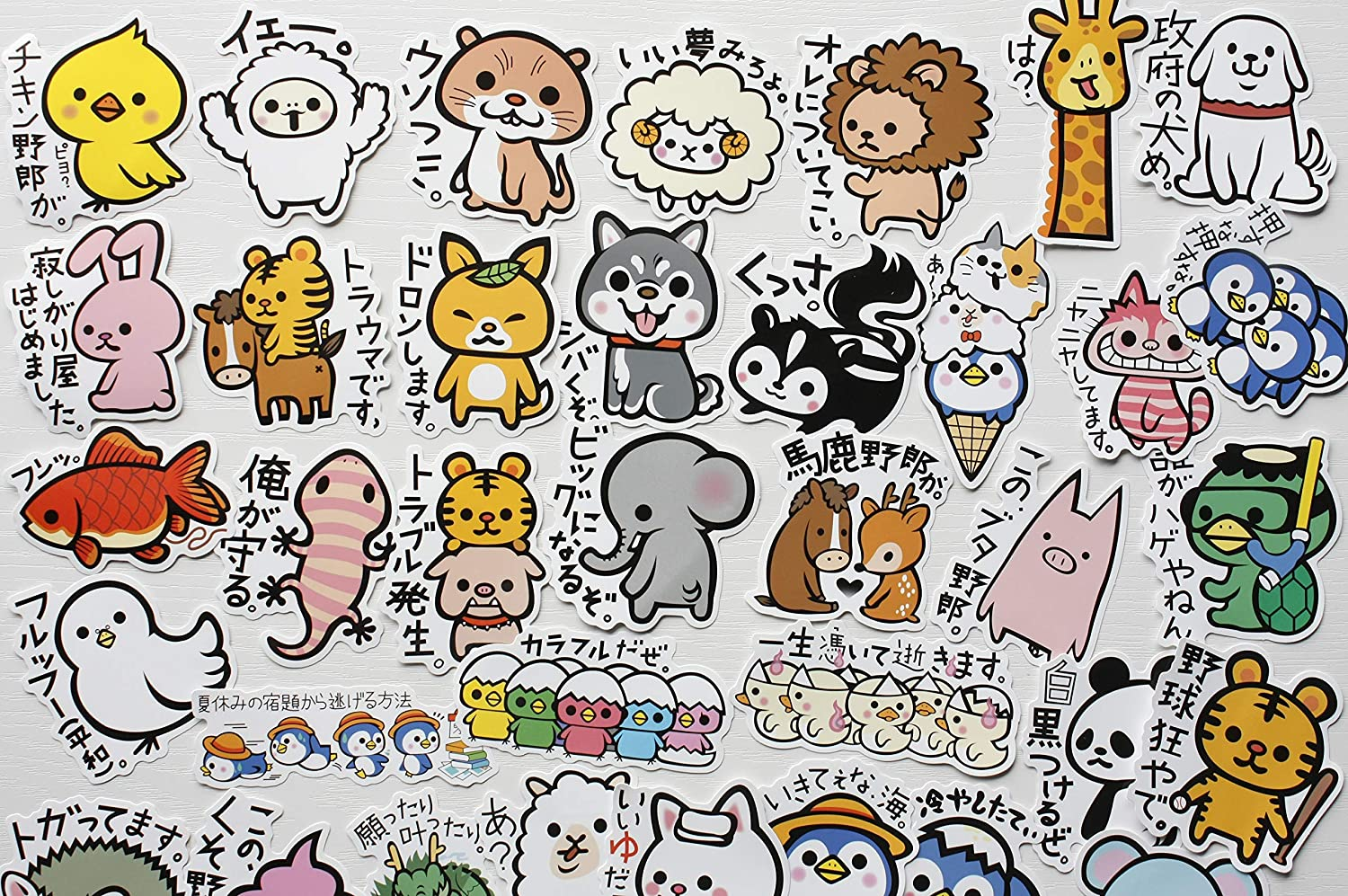Bags Computer OAbear Kero Kero Keroppi Stickers 100pcs Waterproof Cute Cartoon Fashion Stickers for Boys Girls Suitable for The Decoration of Mobile Phones
