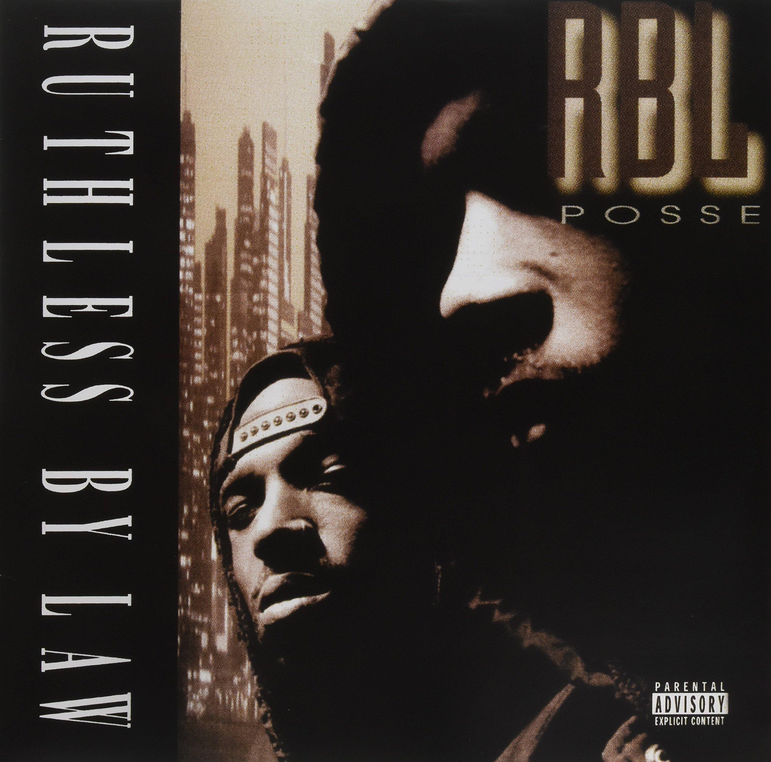 Vinilo : RBL Posse - Ruthless By Law (LP Vinyl)