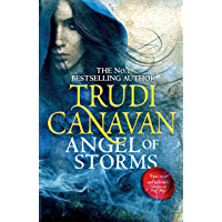 Angel of Storms: The gripping fantasy adventure of danger and forbidden magic (Book 2 of Millennium's Rule) (English Edition)
