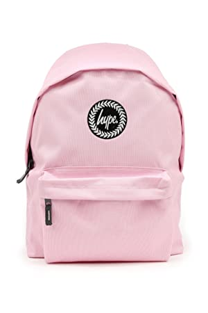 Hype Backpack Bags Rucksack   HYPE BABY PINK BACKPACK   School Travel Day  bag   MANY 480981346e