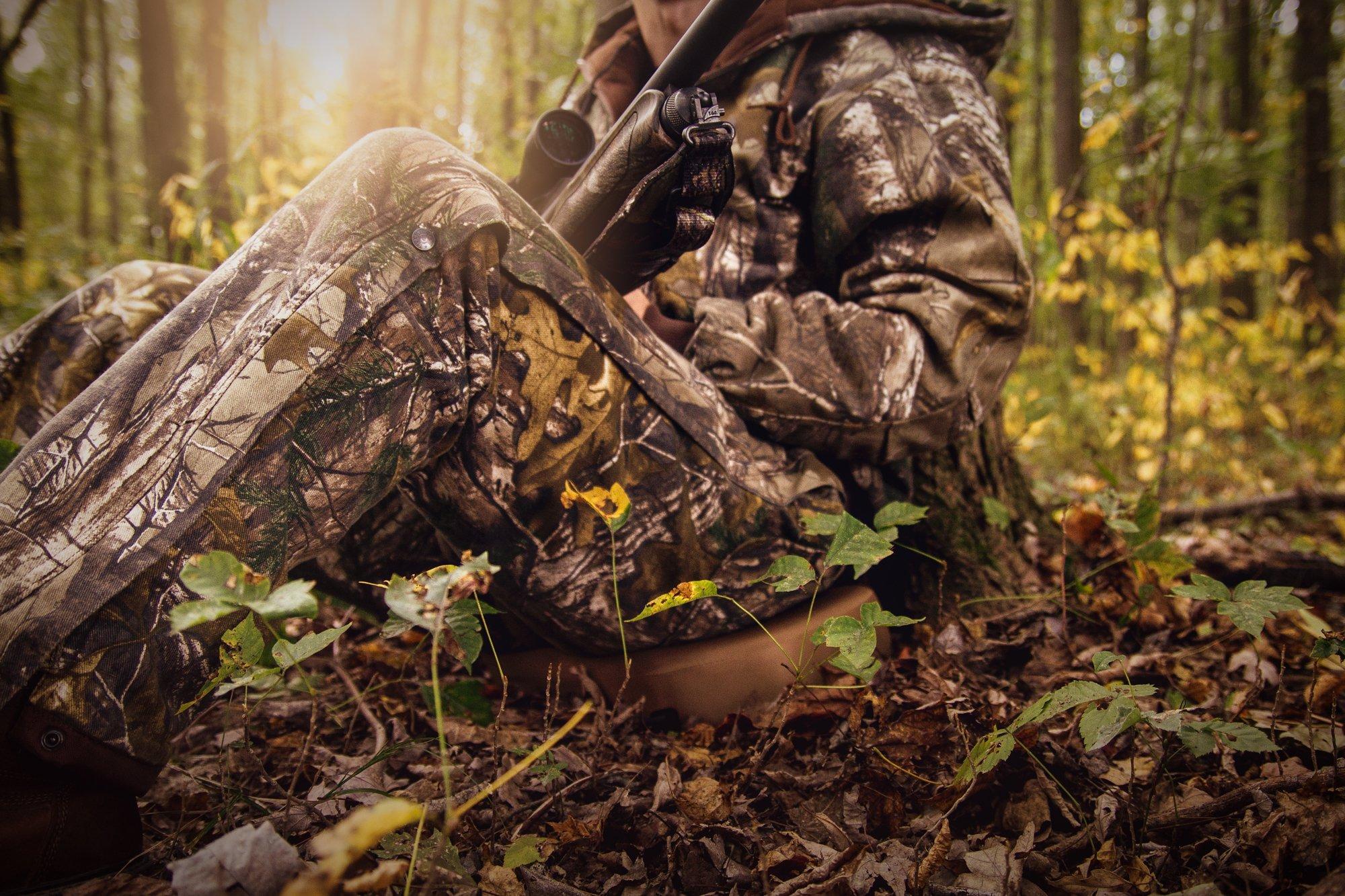 Hunt Comfort Hiker GelCore Hunting Seat, Coyote Brown by Hunt Comfort (Image #3)