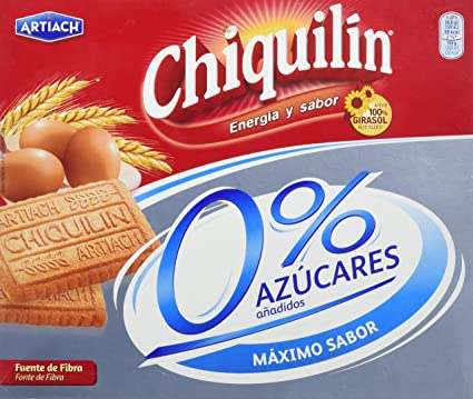 Chiquilin Galletas - 525 gr