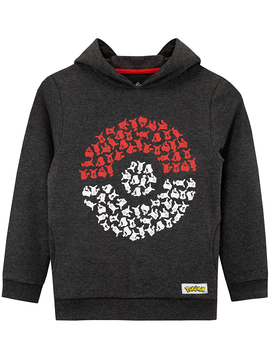 Pokemon Boys Pokeball Hoodie