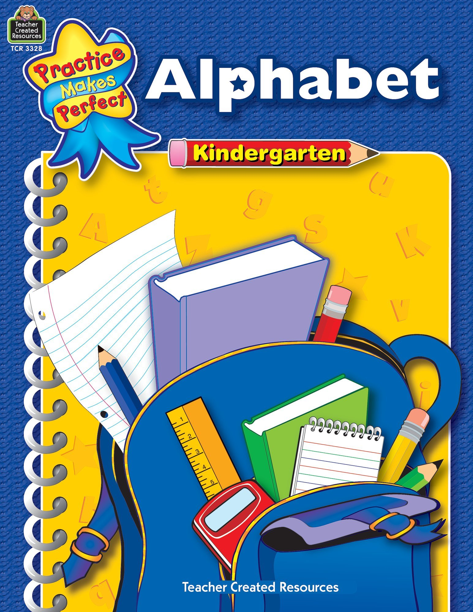 Read Online Alphabet Grade K (Early Learning) pdf epub
