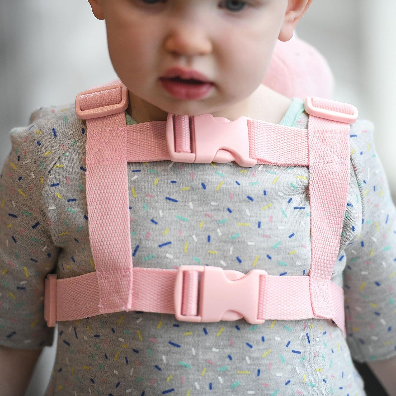Koala-Grey//White Travel Bug Toddler 2-in-1 Safety Harness