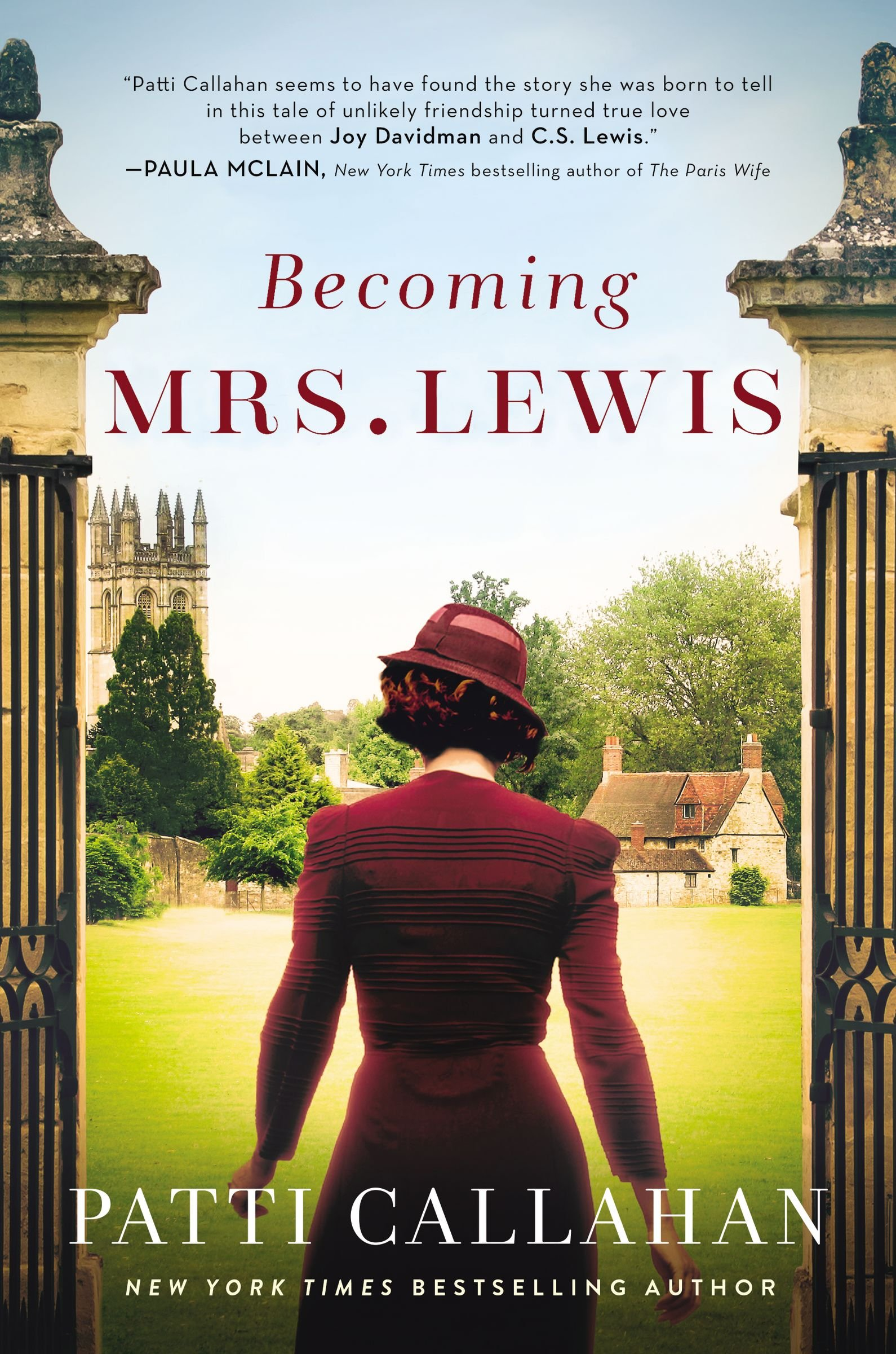Becoming Mrs. Lewis: The Improbable Love Story of Joy Davidman and C. S. Lewis by HarperCollins Christian Pub.