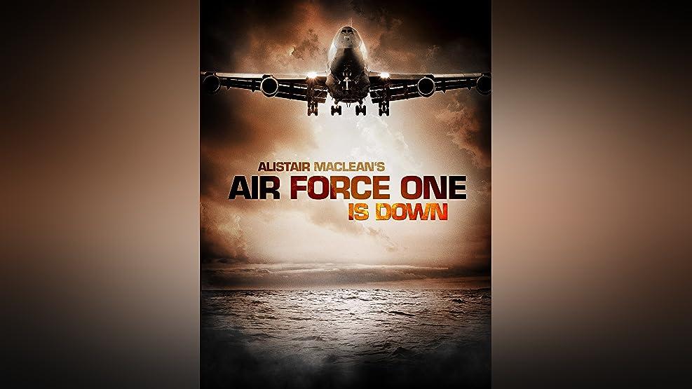 Alistair Maclean's Air Force One Is Down [dt./OV]