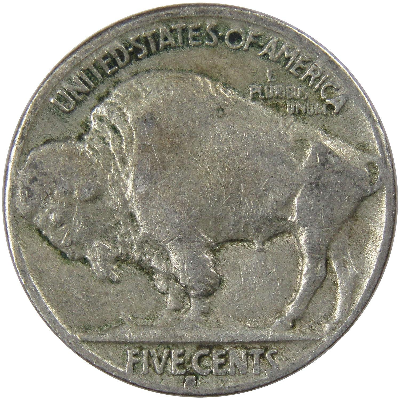 Price per Each  individual photos 1923-S US Buffalo Nickel in good Condition