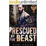 Rescued by the Beast: A Bear Shifter Romance (Bear Justice MC Book 5)