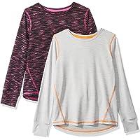 Amazon Essentials – Camiseta deportiva de manga larga