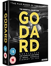 The Essential Godard