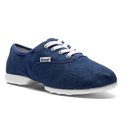c78ea76179163e Rumpf Bee 1515 Dance Tanz Sport Sneaker Hip Lindy Hop Trainings ...