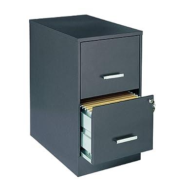 Lorell SOHO 22  2-Drawer File Cabinet LLR16871