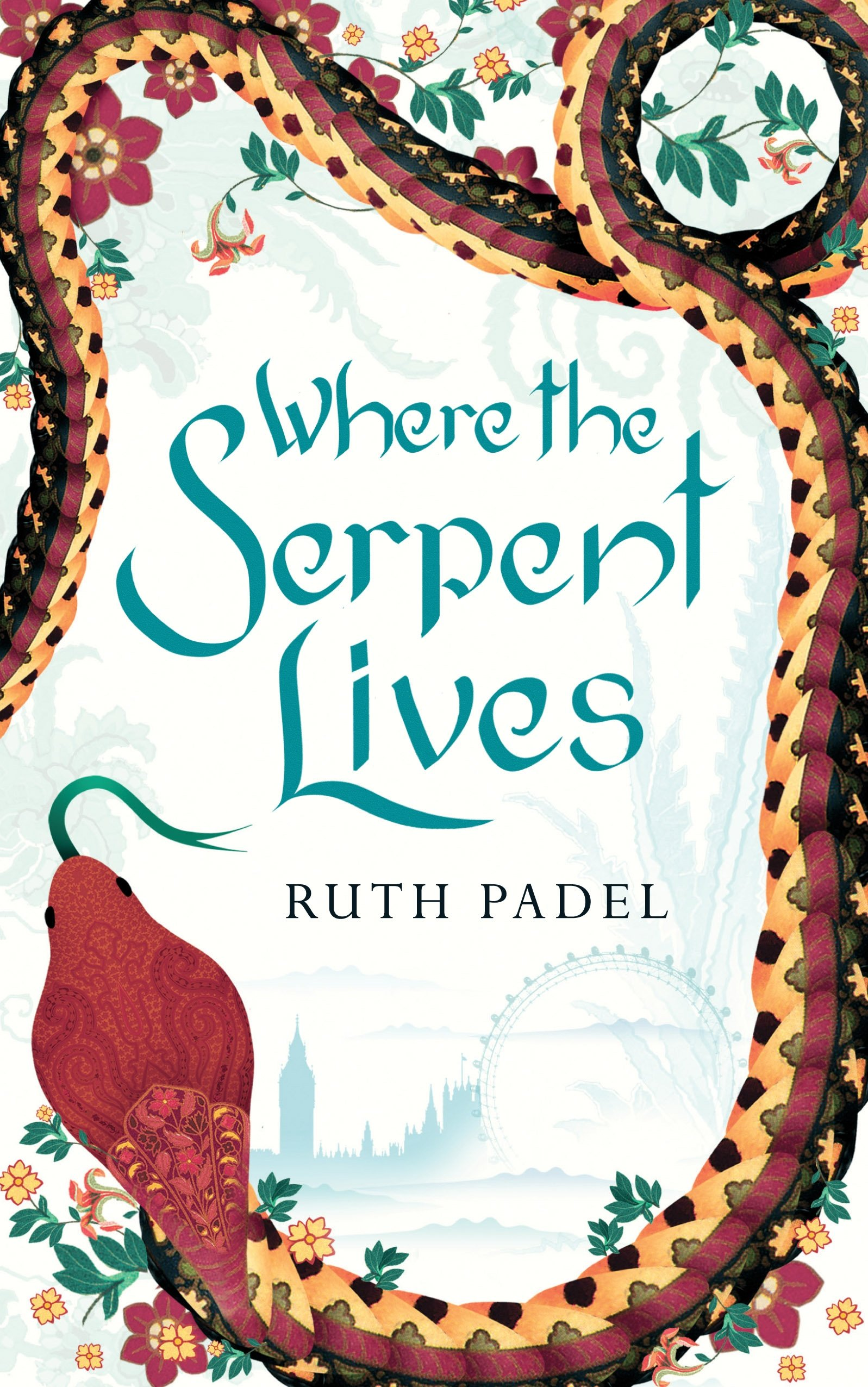 Where The Serpent Lives: Ruth Padel: 9780753186978: Amazon ...
