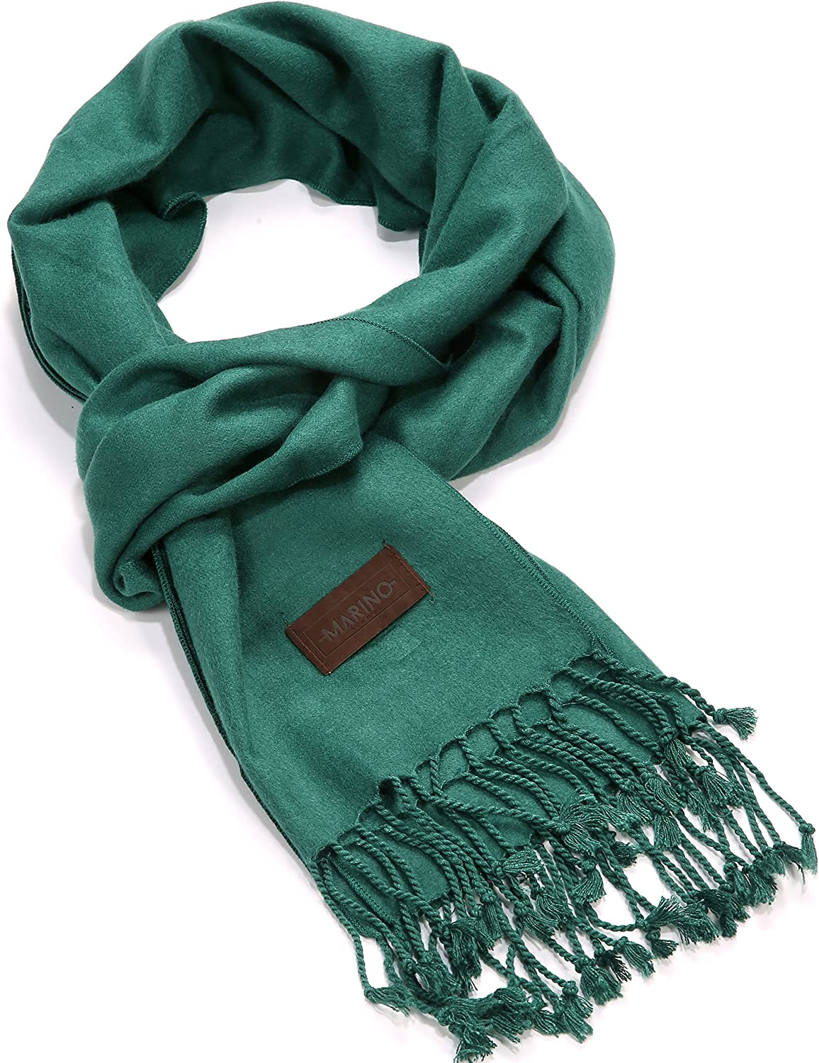 Ribbed Knit Mens Scarves Winter Scarfs for Men Mio Marino Mens Knitted Scarf