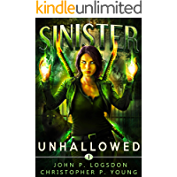 Sinister: Unhallowed (Black Ops Paranormal Police Department Book 1) book cover
