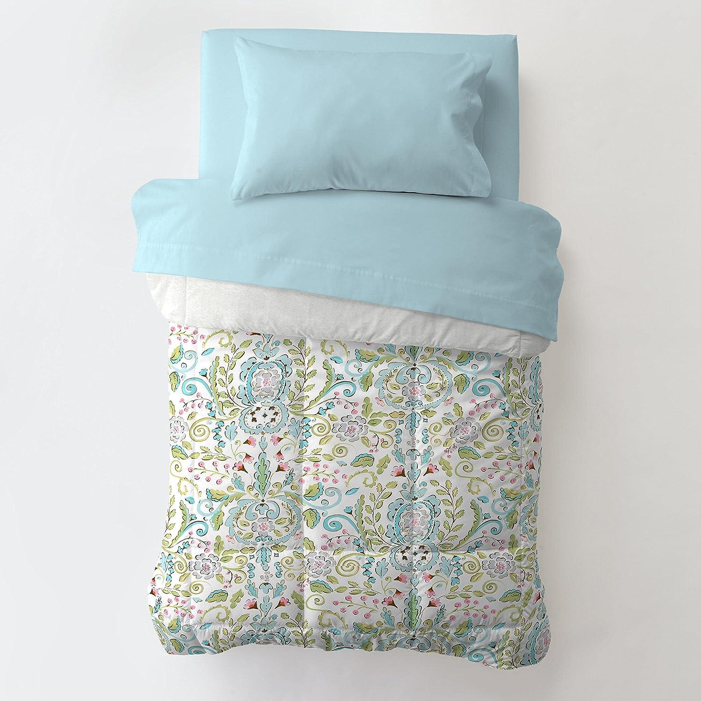 Carousel Designs Bebe Jardin Toddler Bed Comforter