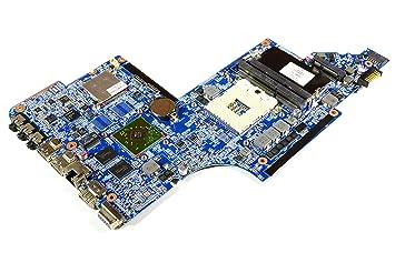 HP 641486-001 Placa base refacción para notebook - Componente para ordenador portátil (Placa base, Pavilion dv6): Amazon.es: Informática