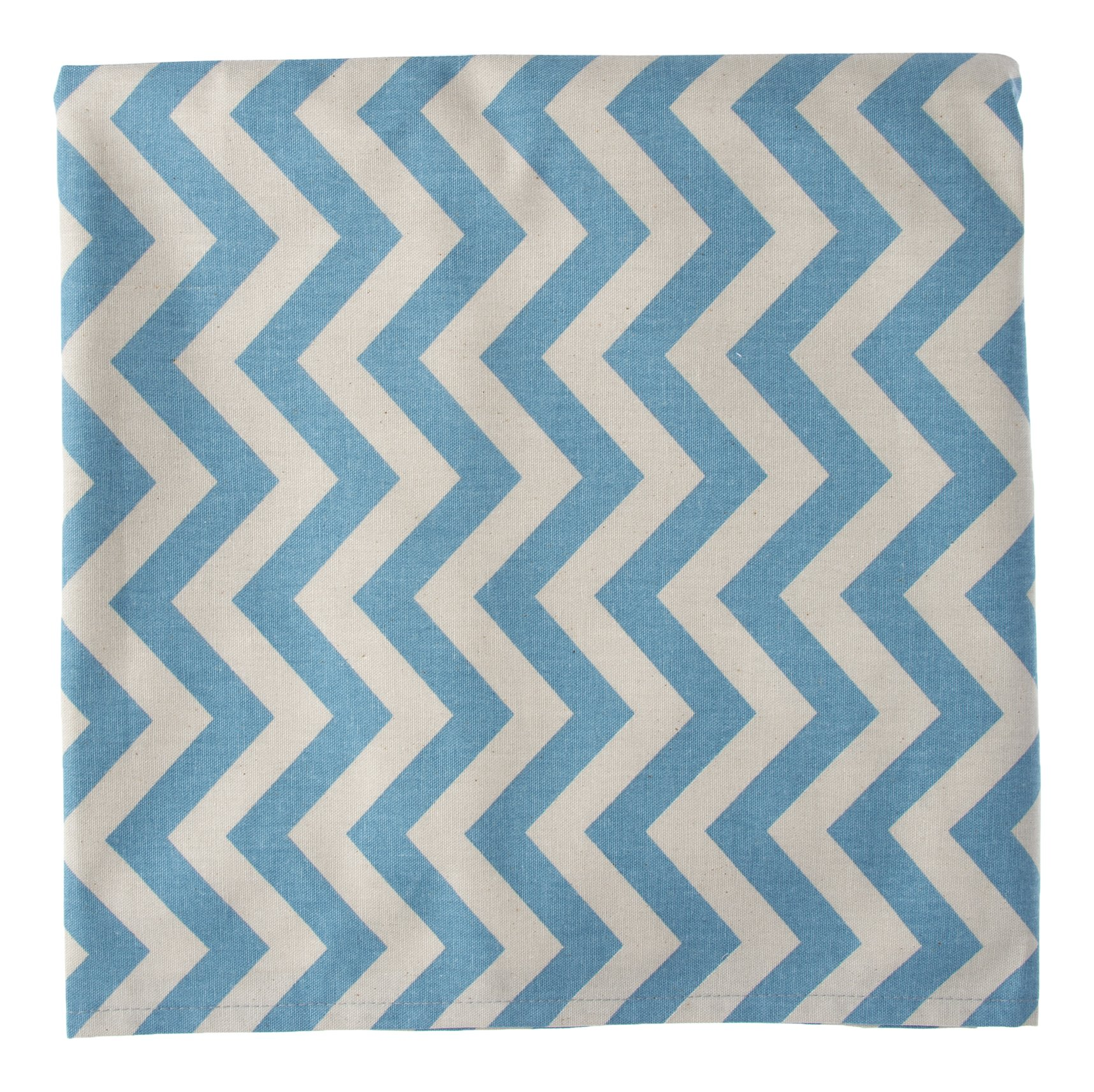 Glenna Jean North Country Queen Skirt, Blue/Grey Chevron by Glenna Jean