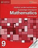 Cambridge Checkpoint Mathematics. Practice Book Stage 9 (Cambridge International Examinations)