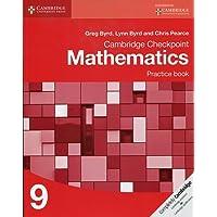 Cambridge Checkpoint Mathematics. Practice Book Stage 9