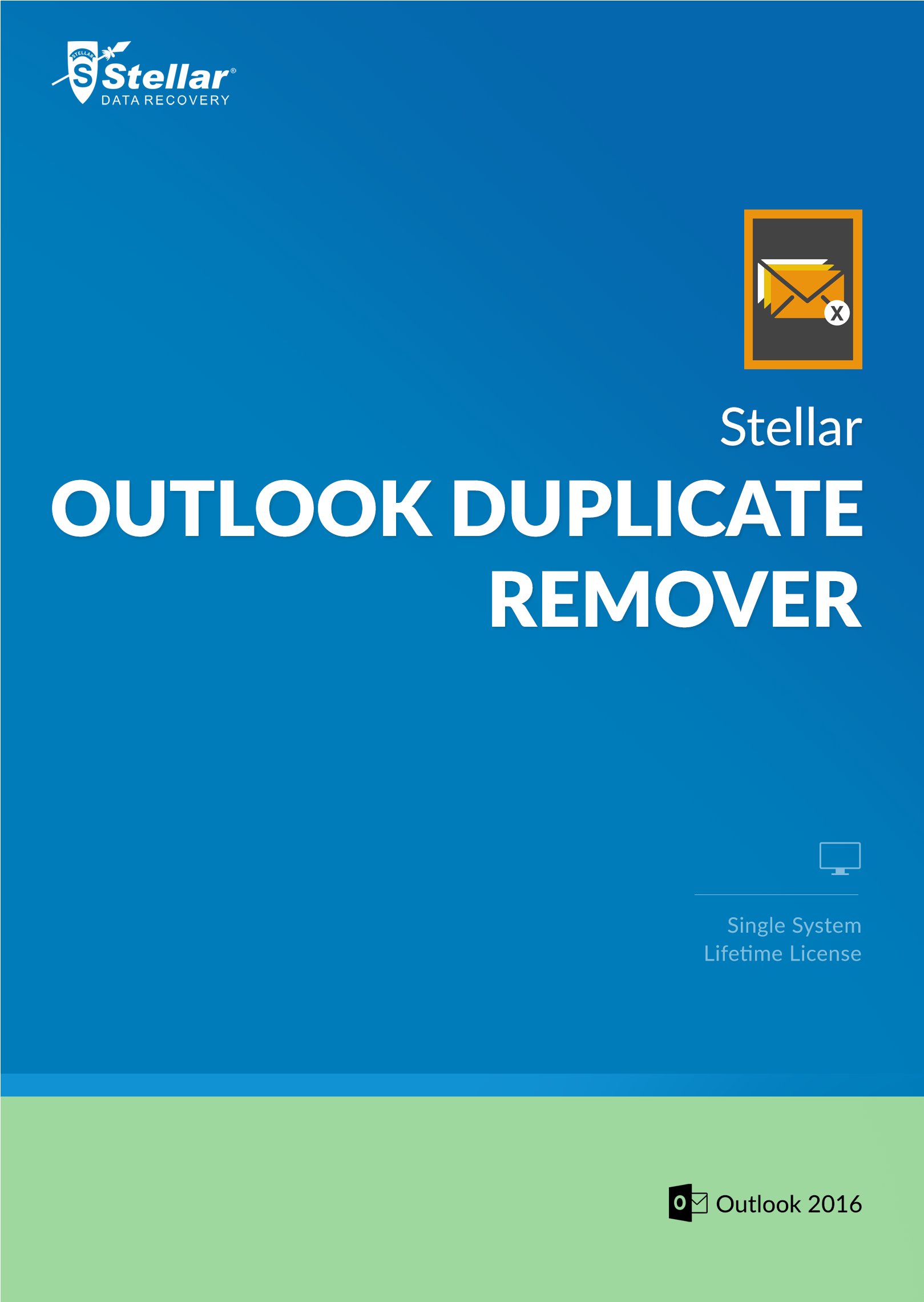 Stellar Outlook Duplicate Remover [Download]