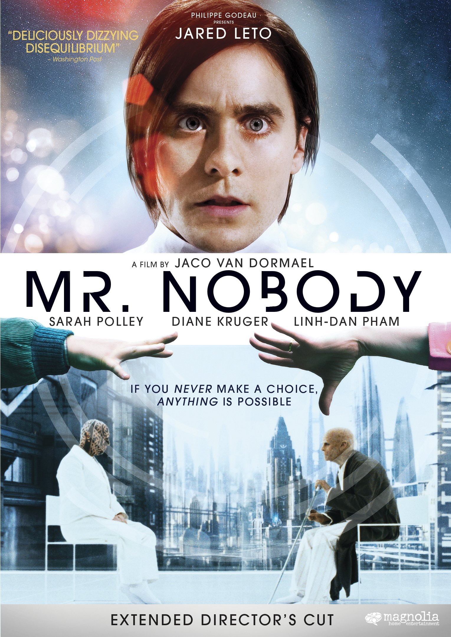 DVD : Mr Nobody (DVD)