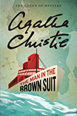 The Man in the Brown Suit Kindle Edition