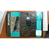 Brainwavz M5 Noise Isolating In-Ear Headphones (Black)