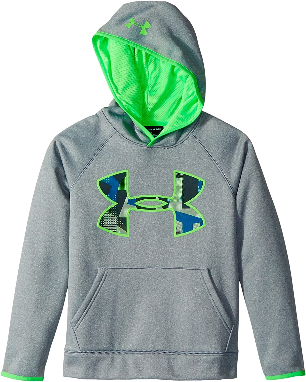 Under Armour WWP Property Of Fleece Hoodie Carbon 1261127-090