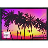"""Snap 13x19 Wall Mount Size Picture Poster Frame, 13"""" x 19"""", Black"""