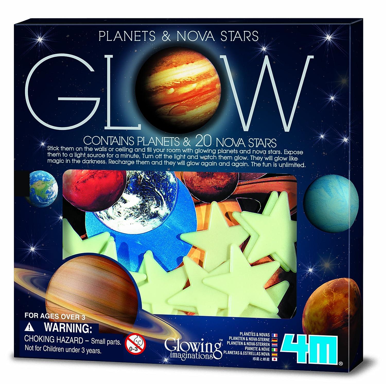4m Glow 3D Solar System Toysmith 5143
