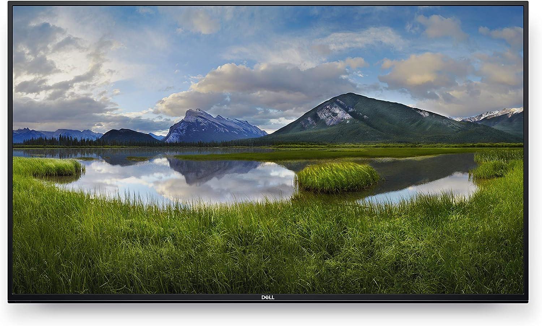 """DELL C5519Q 139,7 cm (55"""") LCD 4K Ultra HD Pannello Piatto per segnaletica Digitale Nero"""