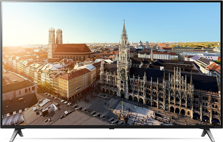LG 49SM8500PLA.AEUD 123 cm (49 Zoll) Fernseher (NanoCell - Fernseher 3D