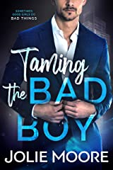 Taming the Bad Boy Kindle Edition