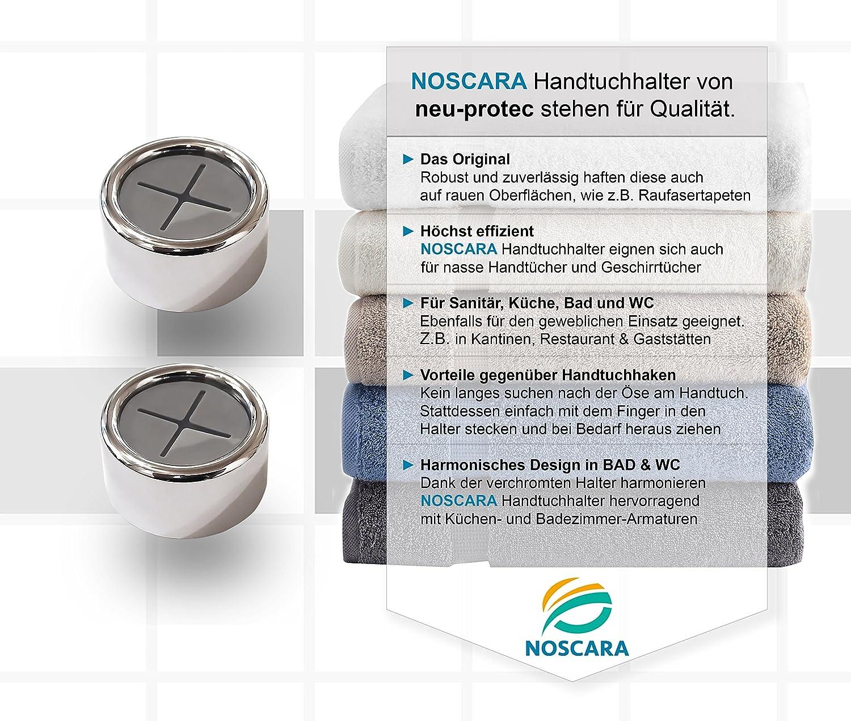Original Noscara Handtuchhalter - Geschirrtuchhalter für ...