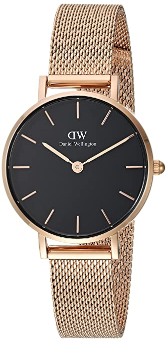 Daniel Wellington Classic Petite Melrose in Black Watch