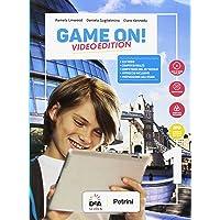 Game on! Student's book-Workbook. Per la Scuola media. Con audio formato MP3. Con e-book. Con espansione online. Con DVD-ROM. Con Libro: Maps [Lingua inglese]: 1