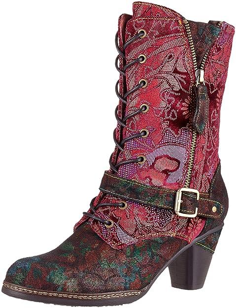 Laura Vita Alizee 118, Botines para Mujer: Amazon.es: Zapatos y complementos