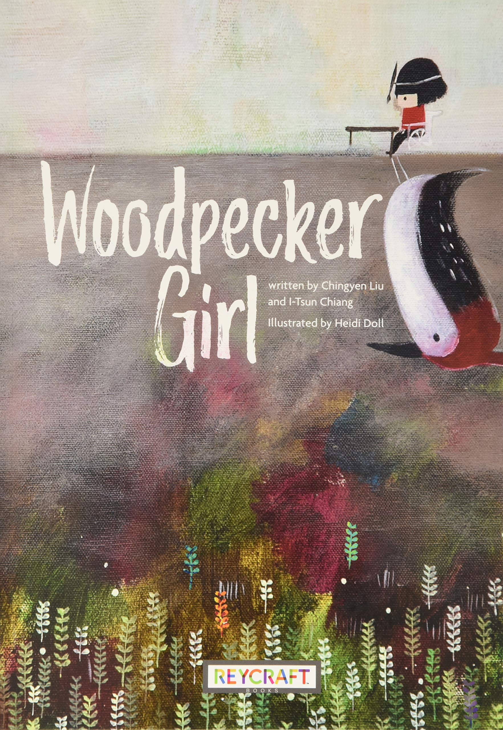 Woodpecker Girl: Chiang, I-Tsun, Liu, Chingyen: 9781478869559: Amazon.com:  Books